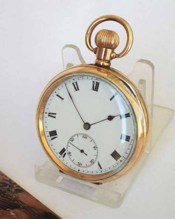 Original Antike rode watch co. Taschenuhr von ca. 1910