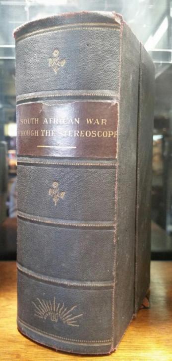 Antiker Originaler Satz militärischer stereographischer Dias der Buren Kriege ca. 1860