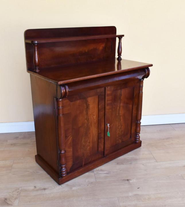 Herrliches antikes viktorianisches Mahagoni Sideboard britisch 1850