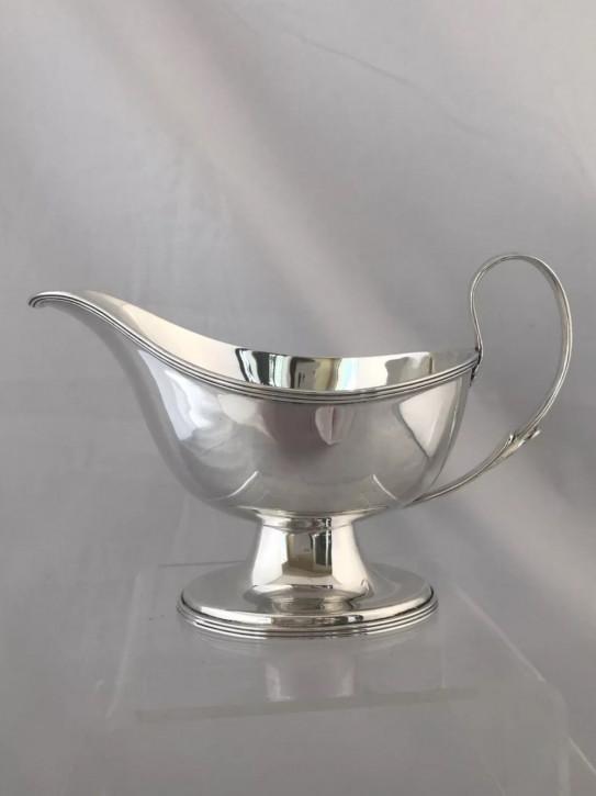 Georgianische original antiker Silberkrug William Hutton Birmingham 1913