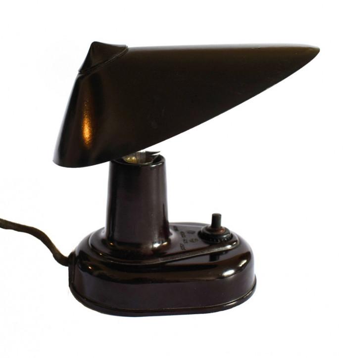 Antike Art Deco Bakelit Tischlampe Schreibtischlampe ca 1930