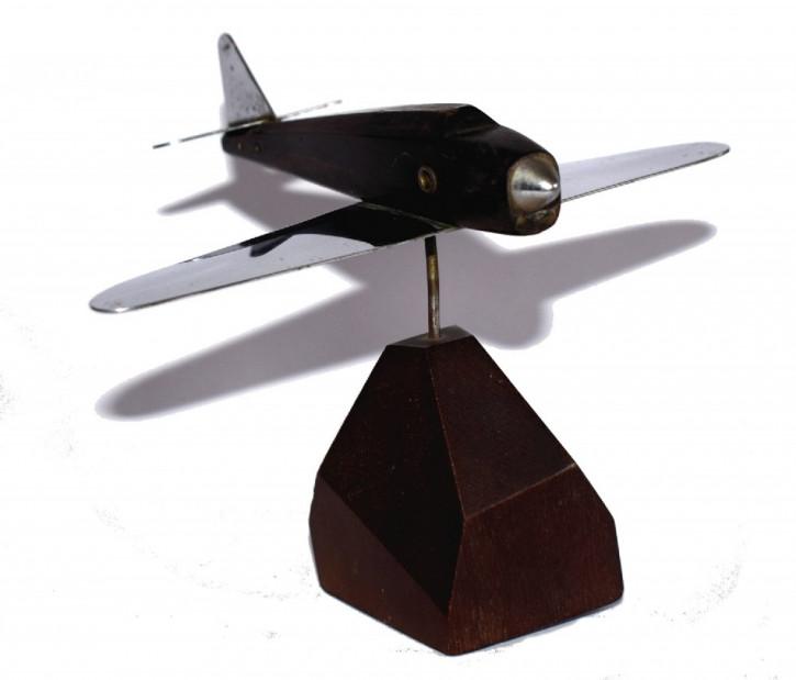 Art Deco Französisches Antikes Modellflugzeug ca. 1930