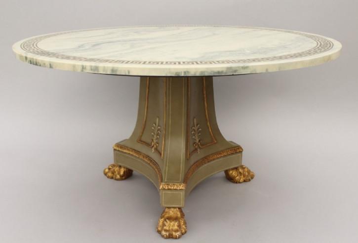 Regency Marmor Tisch Sofatisch original antik ca. 1790