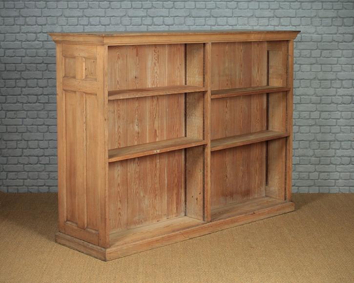 Antikes englisches Bücherregal Eiche  ca 1920