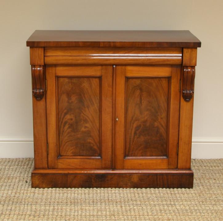 Viktorianisches antikes Mahagoni Sideboard englisch ca 1860