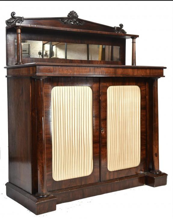 Antikes Regency Sideboard Palisander englisch ca 1810