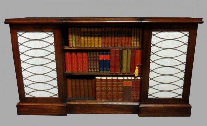 Antikes britisches Regency Sideboard Palisander ca 1810