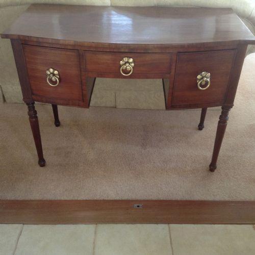 Antikes britisches Mahagoni Sideboard ca 1800