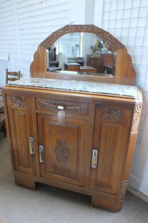 Antikes französisches Eichen Sideboard ca 1930