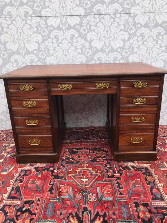 Antiker Viktorianischer Schreibtisch antik ca. 1860