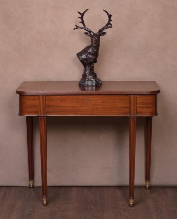 Edwardianischer silver storage table von elkington and co of glasgow