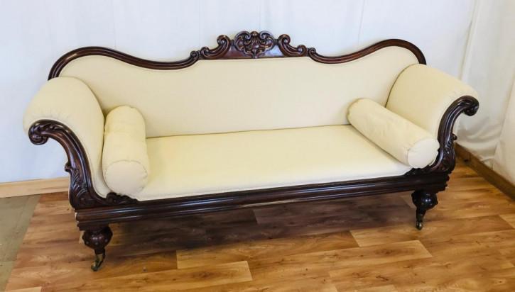 Antikes Sofa aus der Zeit William IV.
