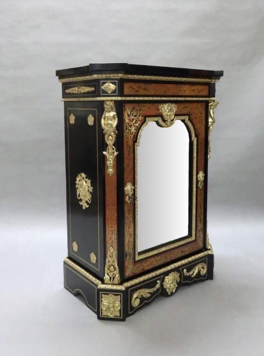 Premium! Französisch Boulle Schrank von Mathieu befort aus der Zeit Napoleon III