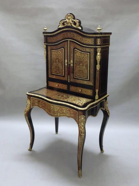 Premium! Antiker französischer Schminktisch im Louis XV Stil