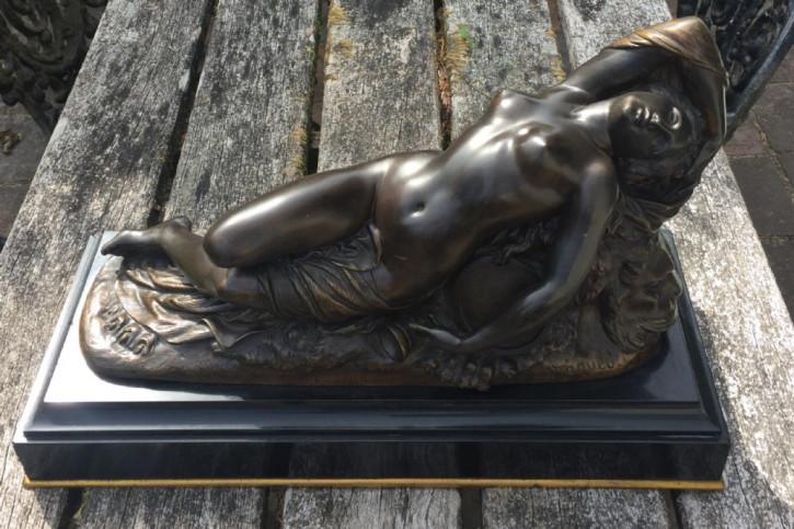 Antike Bronzeskulptur von Jan Josef Jaquet