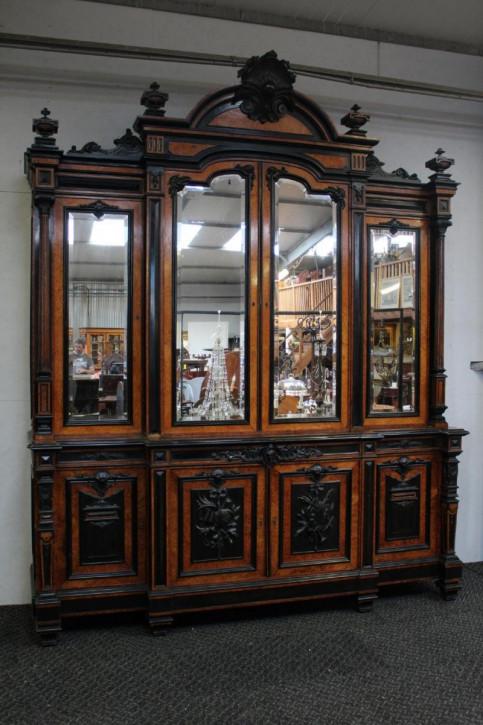 Antiker holländischer Schrank von ca 1860