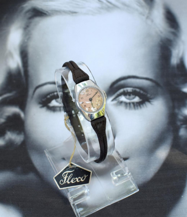 Antike Art-Deco Damenuhr aus den 1930er Jahren