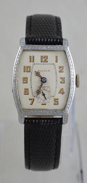 Antike Tonneau Armbanduhr aus den 1830 Jahren