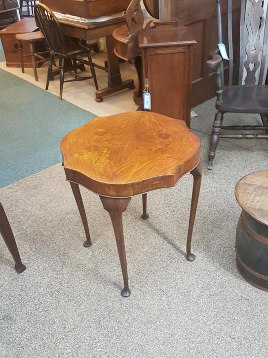 Antiker Walnussholz Tisch