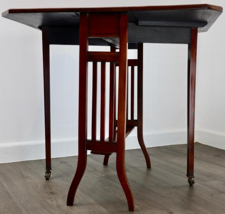 Antiker sunderland table aus Mahagoni Massivholz 20. Jahrhundert