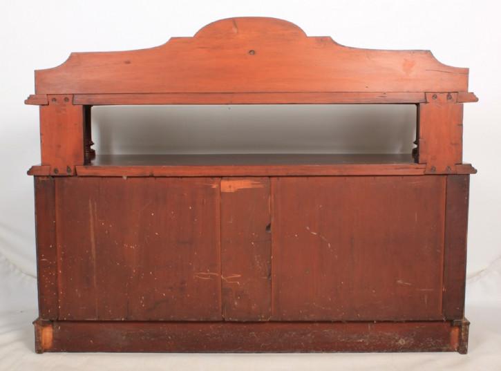 Gutes antikes Englisches Viktorianisches Mahagoni Sideboard ca. 1880