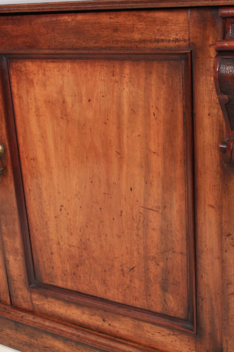 Original Antikes Englisches Mahagoni Sideboard ca. 1835