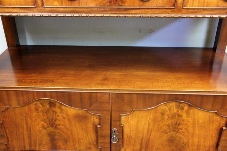 Antikes Sideboard Mahagoni Serviertisch Buffettisch englisch