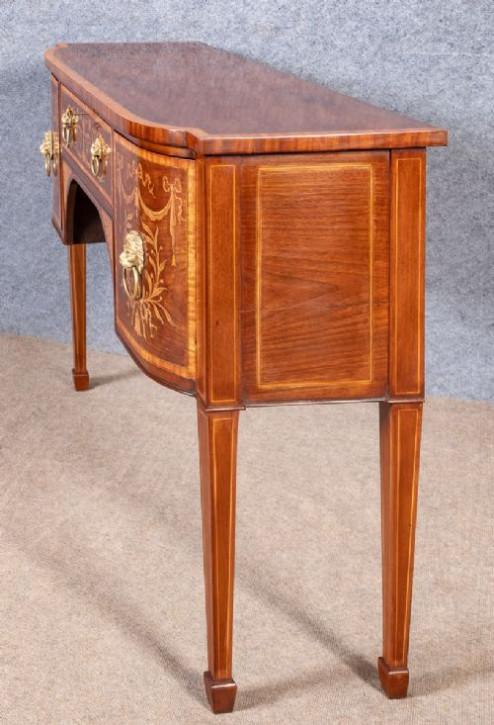 Antikes Edwards & Roberts Sideboard Mahagoni ca 1900