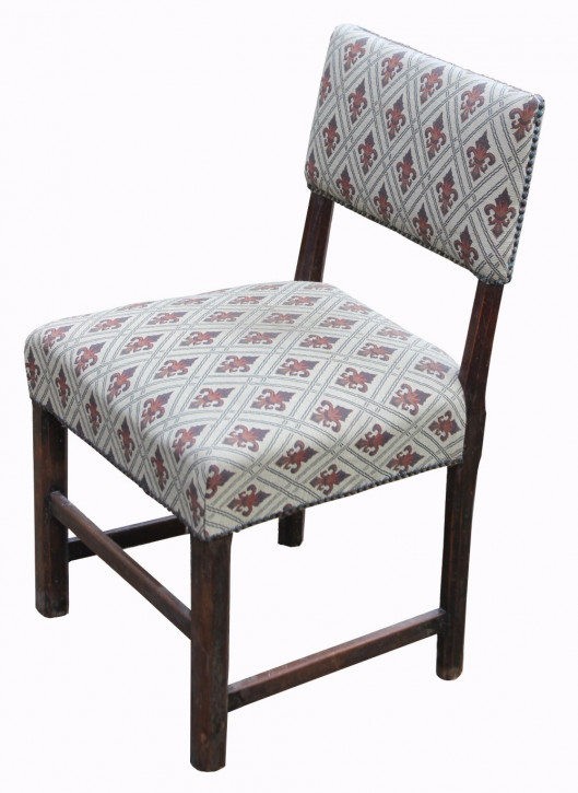 Antike englische Eichen Esszimmer Stühle 19. Jh