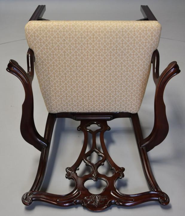 Antike Mahagoni Esszimmer Stühle englisch ca