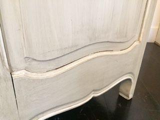 Antikes Französisches bemaltes Sideboard ca. 1930