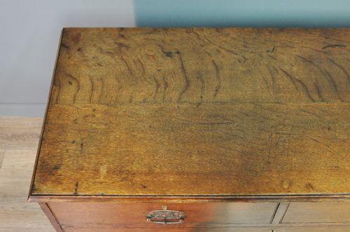 Viktorianische antike Eichen Kommode englisch ca 1880