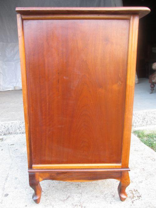 Antike britische Mahagoni Kommode ca 1930
