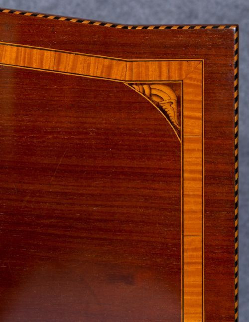 Edwardianisches britisches Mahagoni Sideboard antik ca 1890