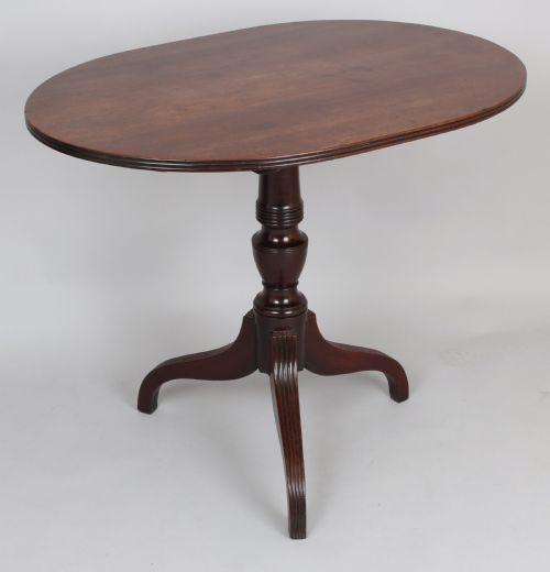 Antiker britischer Regency Tisch Mahagoni ca 1810