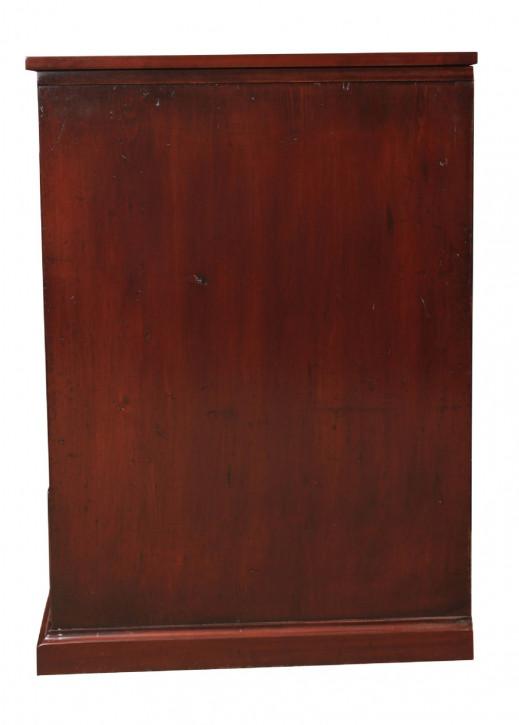Antike britische Mahagoni Nachtschränke Kommoden ca 1800
