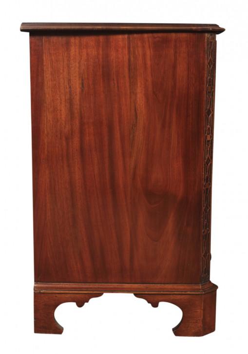 Antike britische Mahagoni Kommode ca 1900