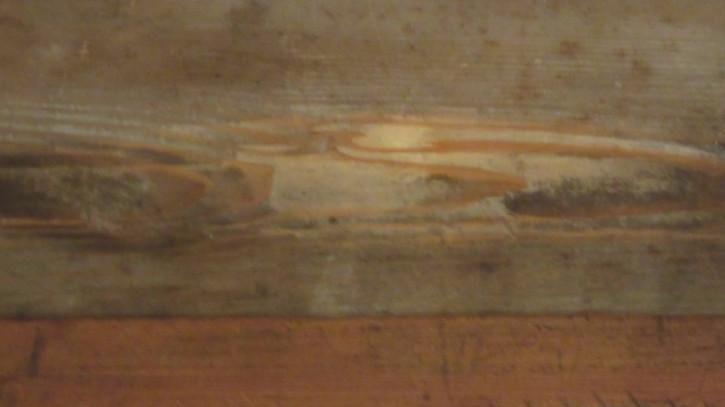 Französische antike Nussbaum Kommode ca 19. Jh