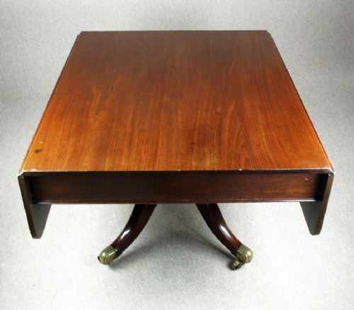 Englischer Antiker ausklappbarer Esstisch ca. 1800