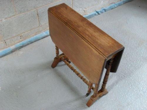 Antiker Mahagoni Sutherland Tisch britisch ca 19. Jh