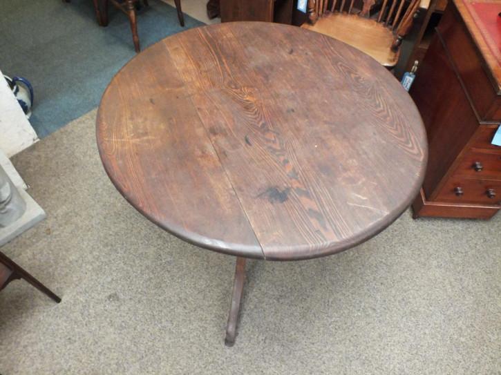 Antiker britischer Landhaus Tisch 19. Jh