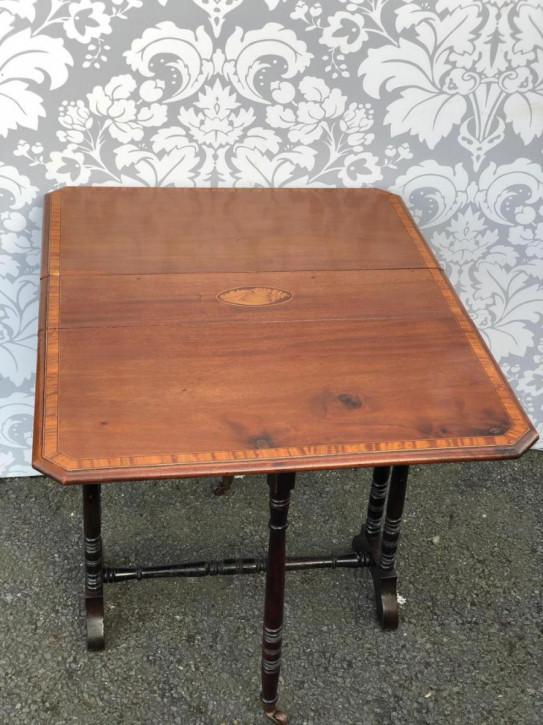 Viktorianischer antiker Sutherland Tisch britisch ca 1880