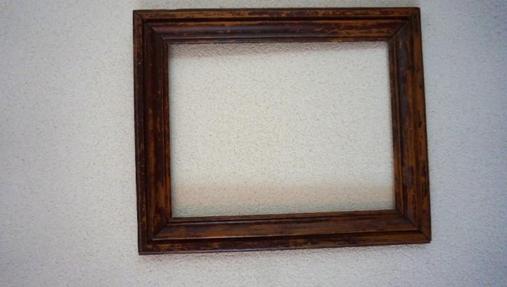 Schicker Vintage Rahmen ohne Bild