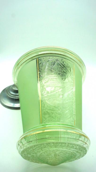 Antike grüne Laterne