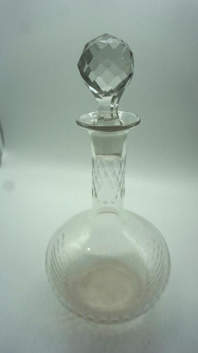 Kristall Karaffe Victorian aus dem 19 jahrhundert
