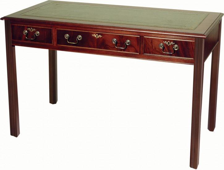 """Schreibtisch """"Writing Table"""" mit Lederschreibfläche"""