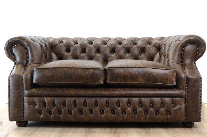 "Chesterfield Sofa ""Dover"" 2-Sitzer"