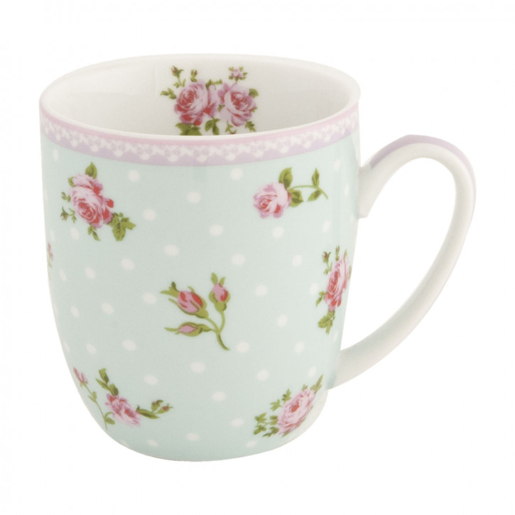 Tasse Cup ~ ENGLISH ROSE ~ Nostalgie Landhaus