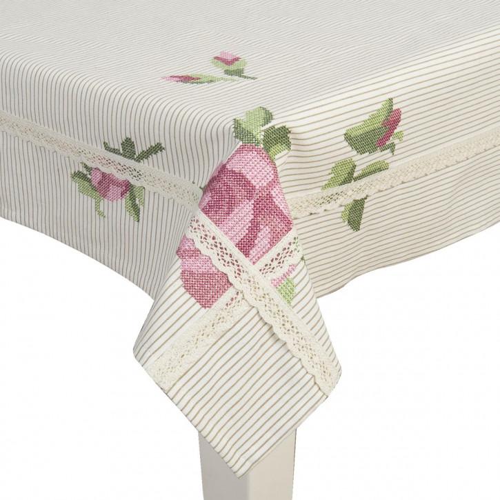 Wunderschöne Tischdecke 130*180cm