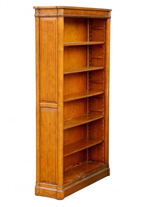 Regal im Antik-Design aus Holz - 5 Regalböden